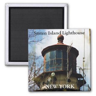 Staten Island Lighthouse, New York Magnet