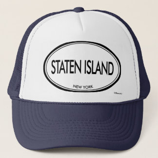 Staten Island, New York Trucker Hat