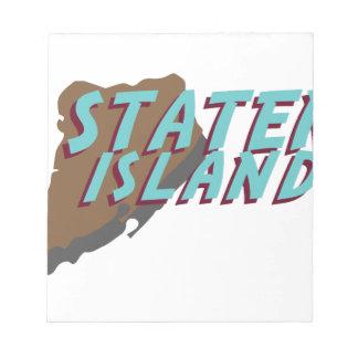 Staten Island Notepads
