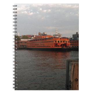 Staten Island Sunrise Notebook