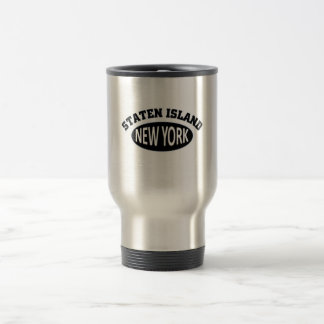 Staten Island Travel Mug