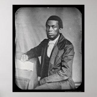 Statesman James Skivring Smith Daguerreotype 1856 Poster