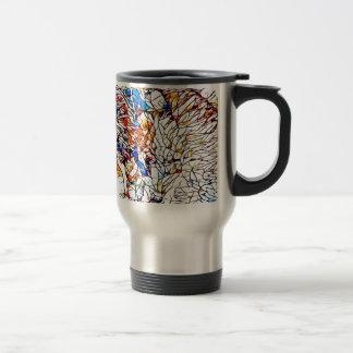 Static Cat Travel Mug