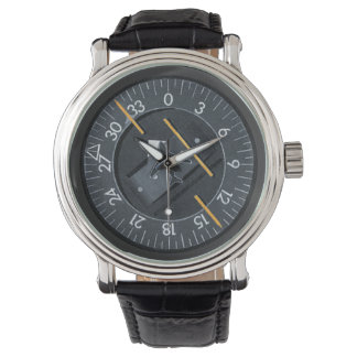 Static Directional Compass Watch