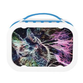 Static Electriskitty Yubo Lunchbox