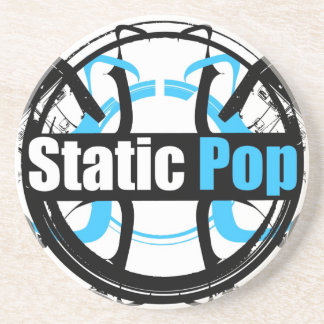 Static Pop Coaster