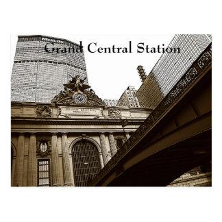 Station centrale grande, NYC Carte Postale