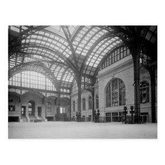 Station Concourse principal, 1915 de Penn Carte Postale