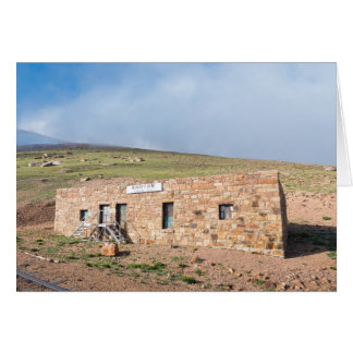 Station House at Pikes Peak Card