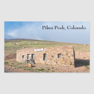 Station House at Pikes Peak Sticker