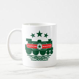 Station Master Coffee Mug