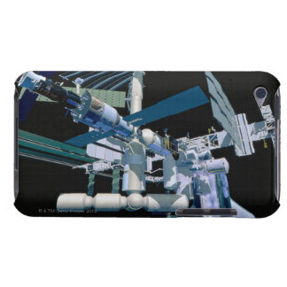 Station Spatiale Internationale 3 Coque iPod Touch
