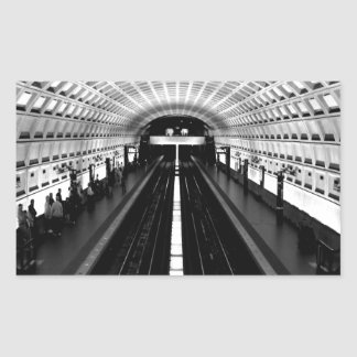 station washington metro train subway