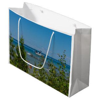 Stationed At Mackinac Large Gift Bag