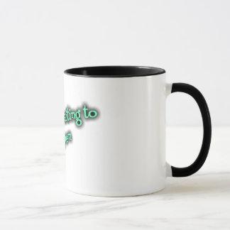 Statistic waiting to happen mug