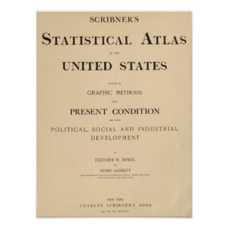statistical atlas poster
