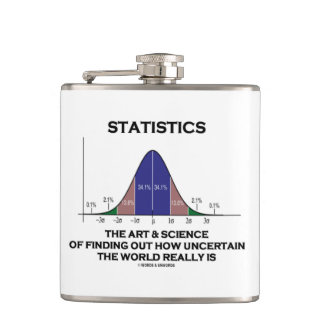 Statistics Art Science Finding Out Uncertain World Flasks