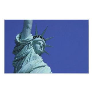 Statue de la liberté, New York, Etats-Unis 4 Impressions Photo