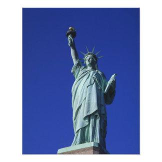 Statue de la liberté, New York, Etats-Unis 5 Impression Photo