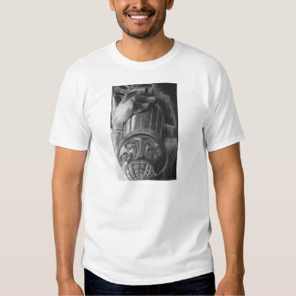 Statue de la torche de liberté t-shirt