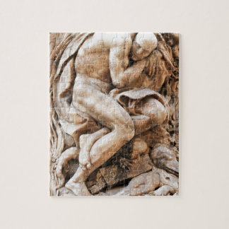 Statue Jigsaw Puzzle