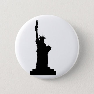 statue-liberty 2 inch round button