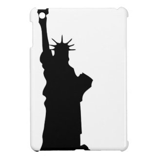 statue-liberty iPad mini case