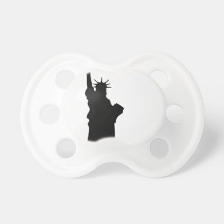 statue-liberty pacifier