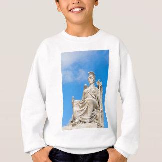 Statue of a queen sweatshirt