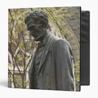 Statue of Abraham Lincoln, Portland, Oregon Binders