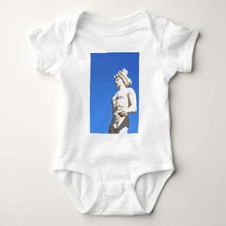 Statue of Apollo (Neptune) Baby Bodysuit