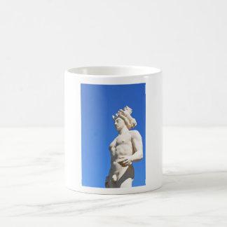 Statue of Apollo (Neptune) Coffee Mug