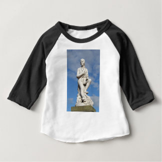 Statue of Burns Baby T-Shirt