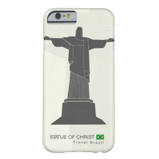 Statue of Christ in Rio de Janeiro Barely There iPhone 6 Case