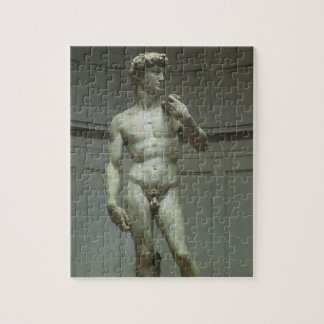 Statue of David by Michelangelo Jigsaw Puzzle