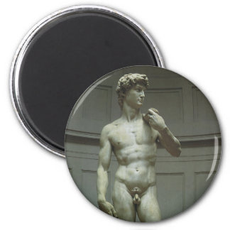 Statue of David by Michelangelo Magnet