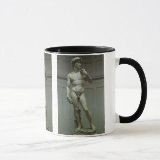 Statue of David by Michelangelo Mug