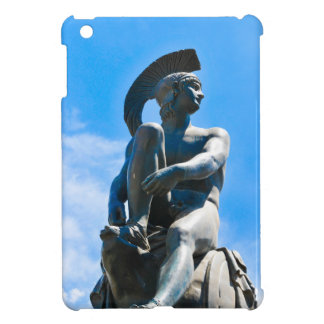 Statue of Greek soldier in Athens, Greece Cover For The iPad Mini