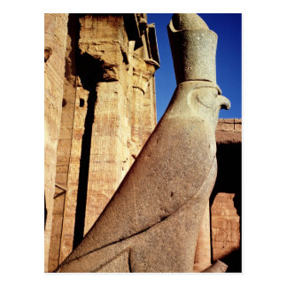 Statue of Horus Postcard