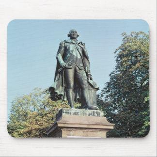Statue of Jean Francois de Galaup Mouse Pad