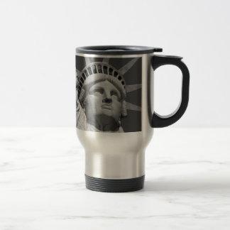 Statue of Liberty 2 Travel Mug