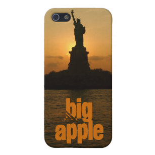 Statue of Liberty at Sunset Case For The iPhone 5