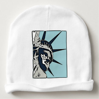 Statue of Liberty Baby Beanie