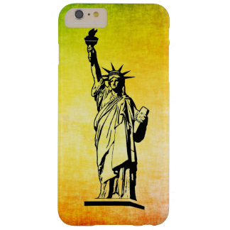 Statue of Liberty Barely There iPhone 6 Plus Case