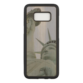 Statue of Liberty Carved Samsung Galaxy S8 Case