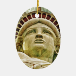 Statue of Liberty Ceramic Ornament