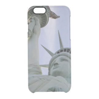 Statue of Liberty Clear iPhone 6/6S Case