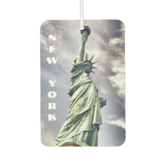Statue of Liberty custom air freshner Air Freshener