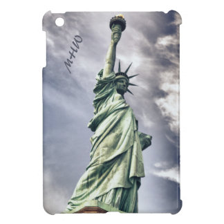 Statue of Liberty custom monogram device cases Cover For The iPad Mini
