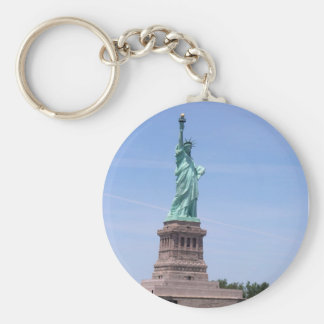 Statue of Liberty - Full View Keychain